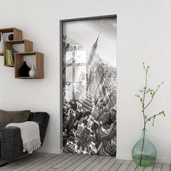 Drzwi Szklane Przesuwne 65 GR-H06 KASETA