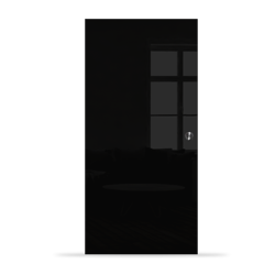 Drzwi Szklane Przesuwne 65 VSG CZARNE KASETA